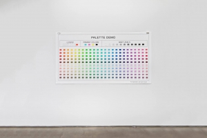 Jordan Tate Can't Decide What Color To Paint Exhibit Wall