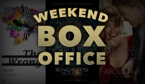 This Weekend's Top 4 Blockbuster Openings