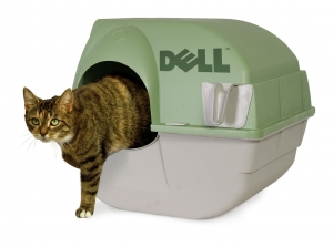 CONSUMER REPORT: Dell Laptops Smell Like Cat Urine [BBC]