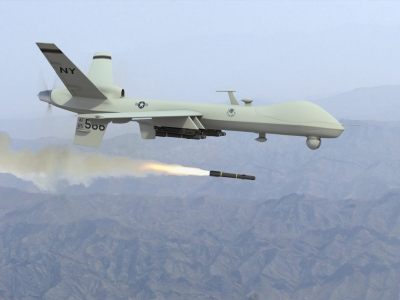 Report: Sterling Crispin Plays Crucial Role In Drone Attacks